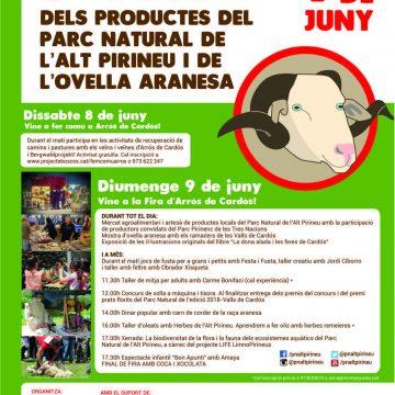 8a Fira dels productes del Parc Natural de l'Alt Pirineu i de l'ovella aranesa